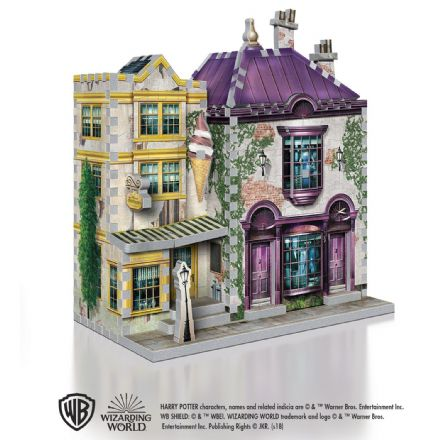 Harry Potter - Diagon Alley Collection: Madam Malkins & Florean Fortescues (290pc)